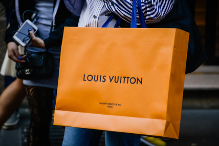 Штраф за подделку Louis Vuitton